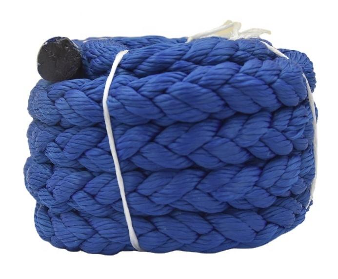 8 strand anchor rope for sailing, marine supply, polypropylene Amazon products hot cake 8 strandplaited nylon dock line