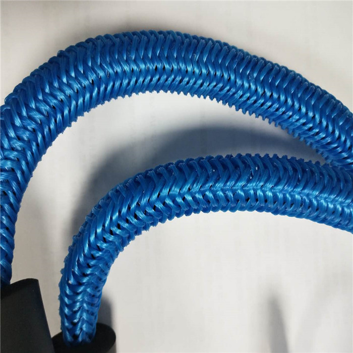 bungee dock line a loop and slider at each end of the rope or as customized