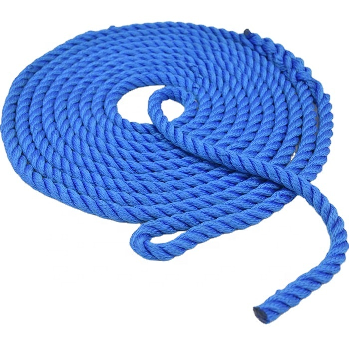amazon hot sale 3 strand twisted3/8 inch anchor line