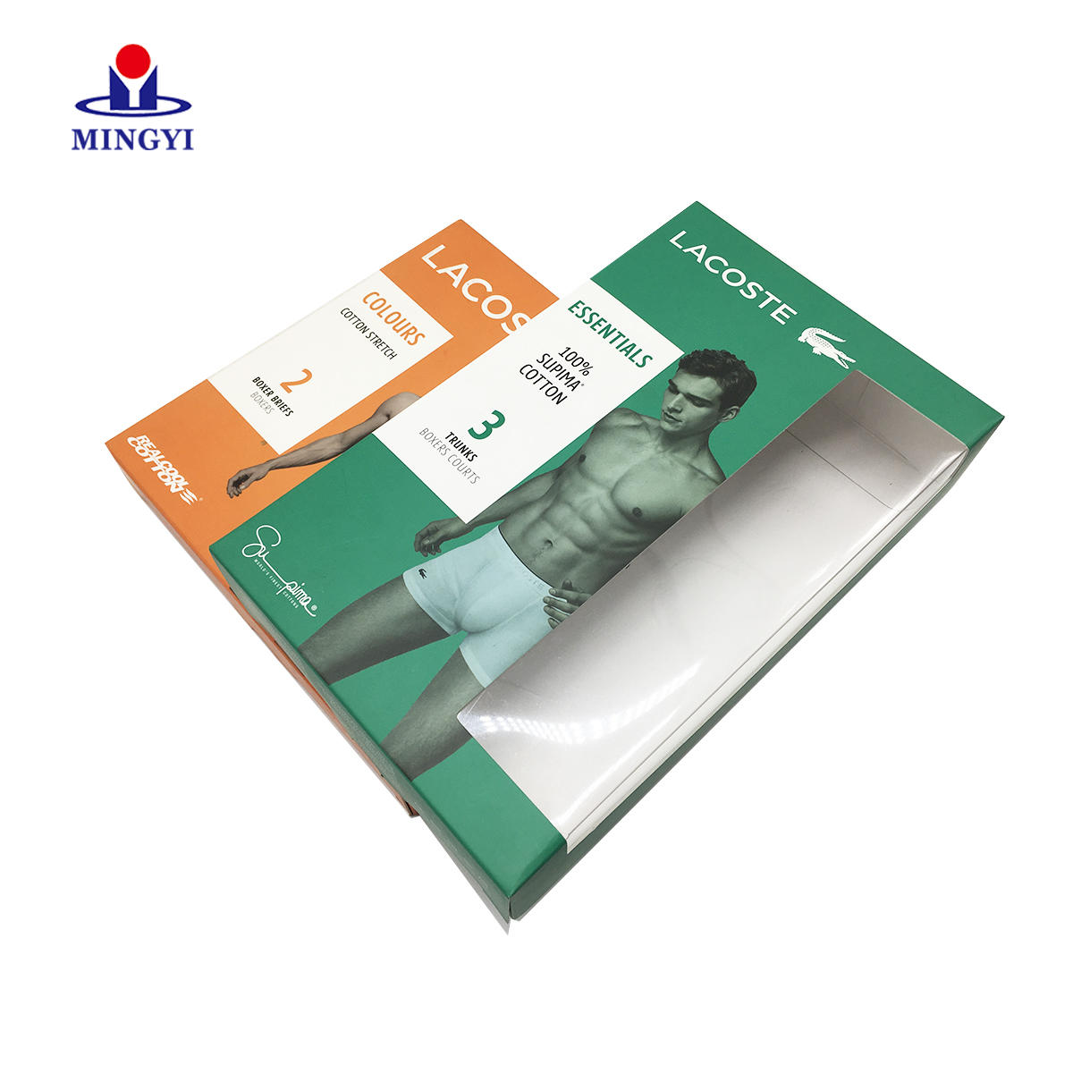 High quality & best price clothing mailer box clone shipper clips for corrugated shelf Factory wholesale