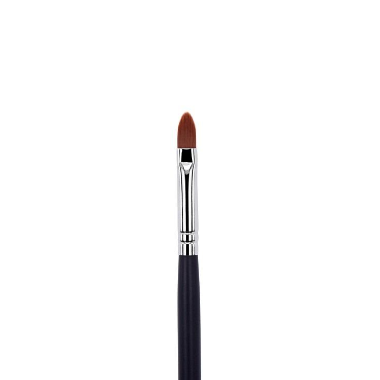 Cosmetics lip brush professional quality vegan synthetic hair makeup lip brush
