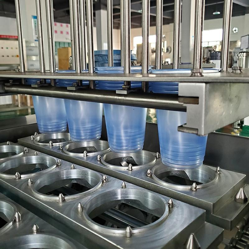 High Quality Water Cup Filling Sealing Machine