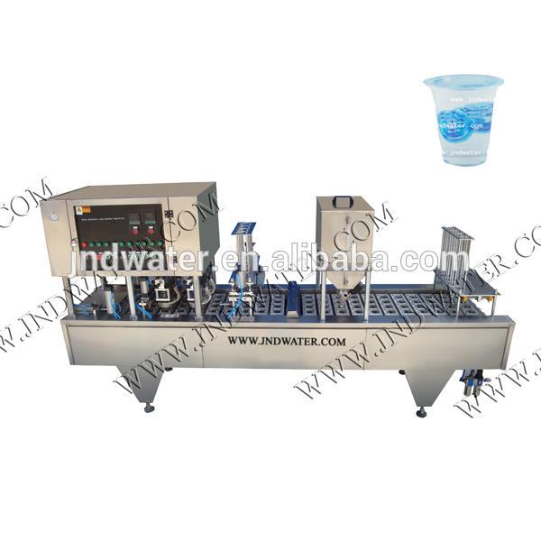 Automatic Liquid Cup Filling Sealing Machine