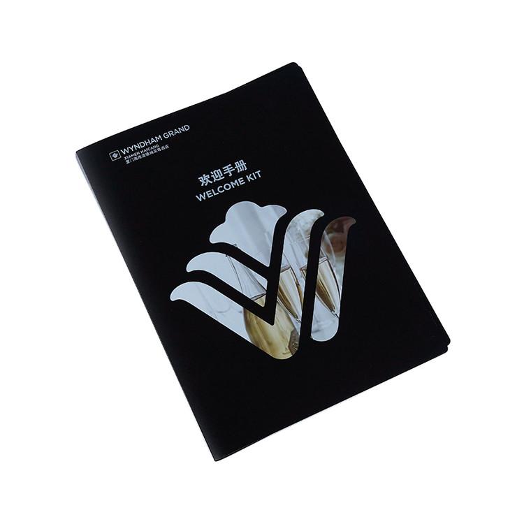 Ring Binder/ A4 Size Paper Binder/ Custom Printed Binder