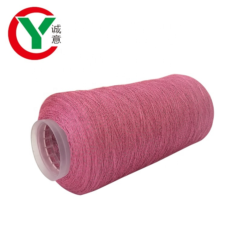 Wholesale double sided polyester 75Dx2 +0.15mm reflective thread for embroidery