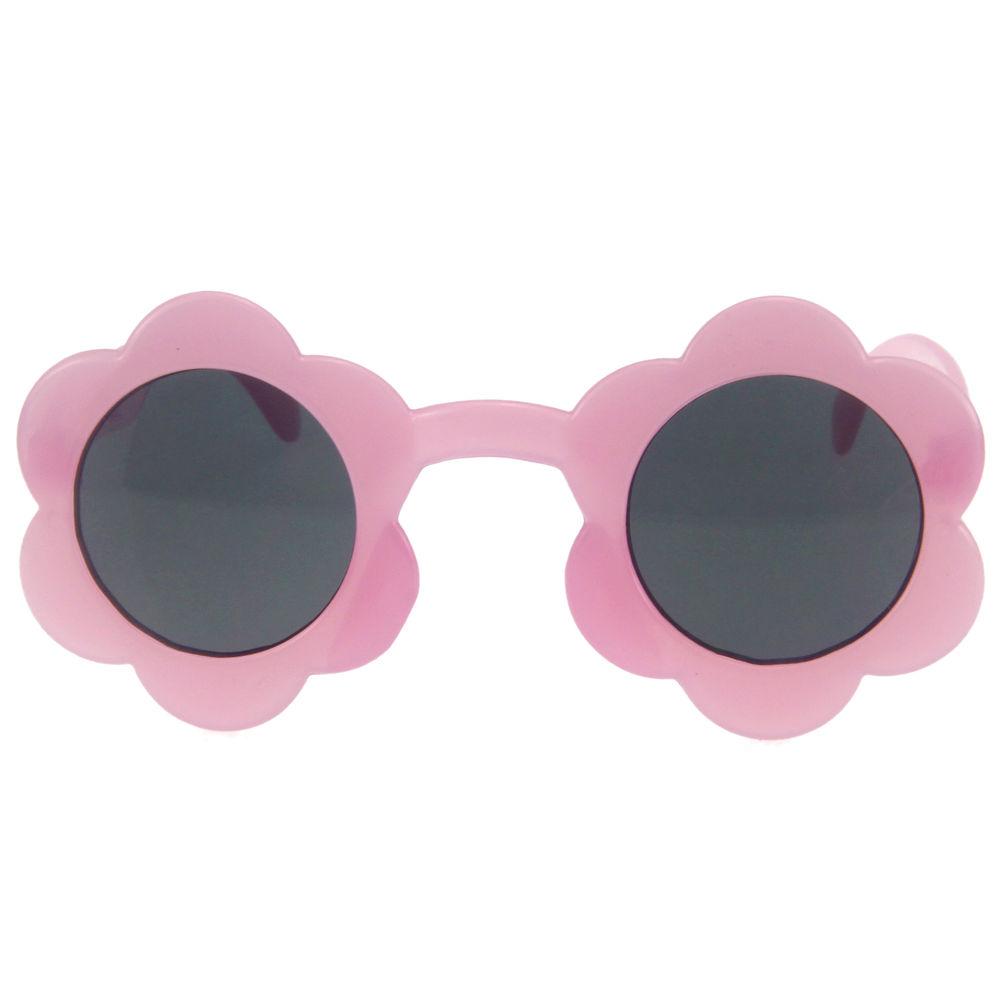 EUGENIA Flower Sunglasses Fashion UV400 Kids Sunglasses