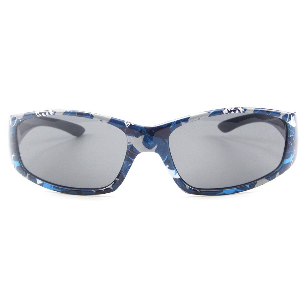 EUGENIA Wholesale custom logo fashion New arrival sports kids sunglasses oem with factory price gafas de sol2021