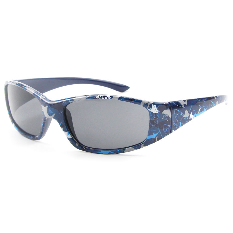 EUGENIA Children Sun Glasses Polarized Kids Sport Sunglasses UV400 Custom Logo gafas de sol2021