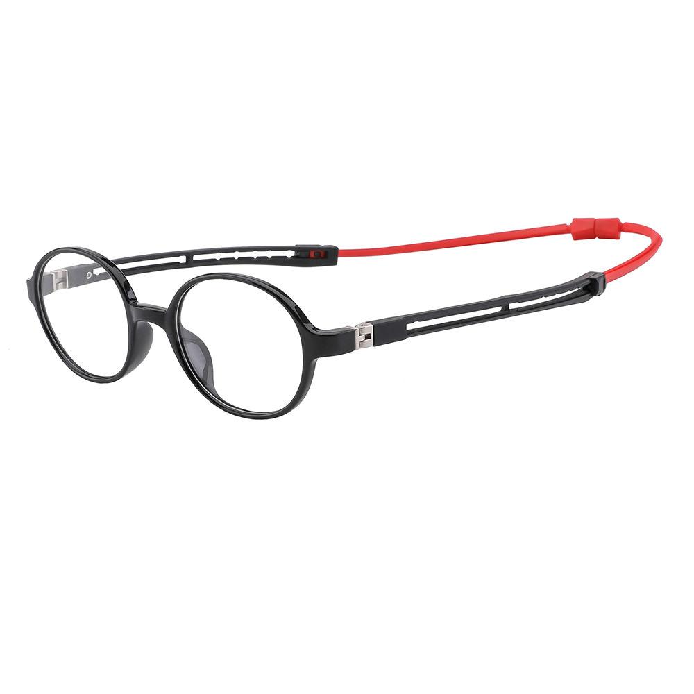 EUGENIA Kids Eyeglasses Frame TR90 Optical Glasses TPE Strings Flexible TempleKids Eyeglasses Frame