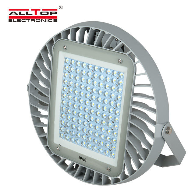 High lumen aluminum industrial led highbay light 120w