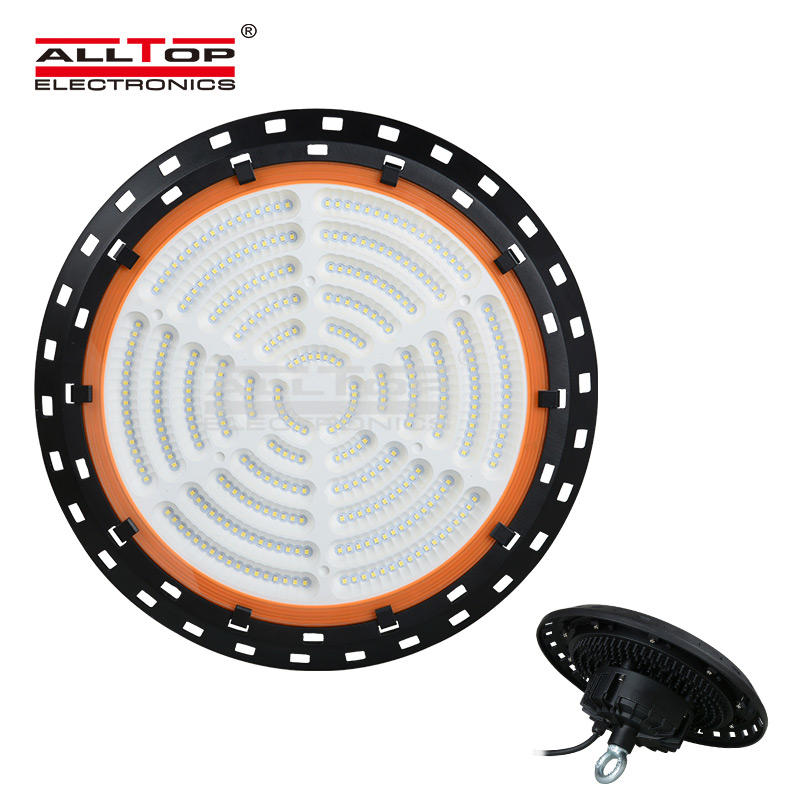 ALLTOP High lumen explosion proof ip65 100watt 150watt 200watt indoor led high bay light