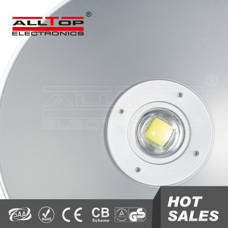 High lumen bridgelux ip67 waterproof 50w highbay fixture