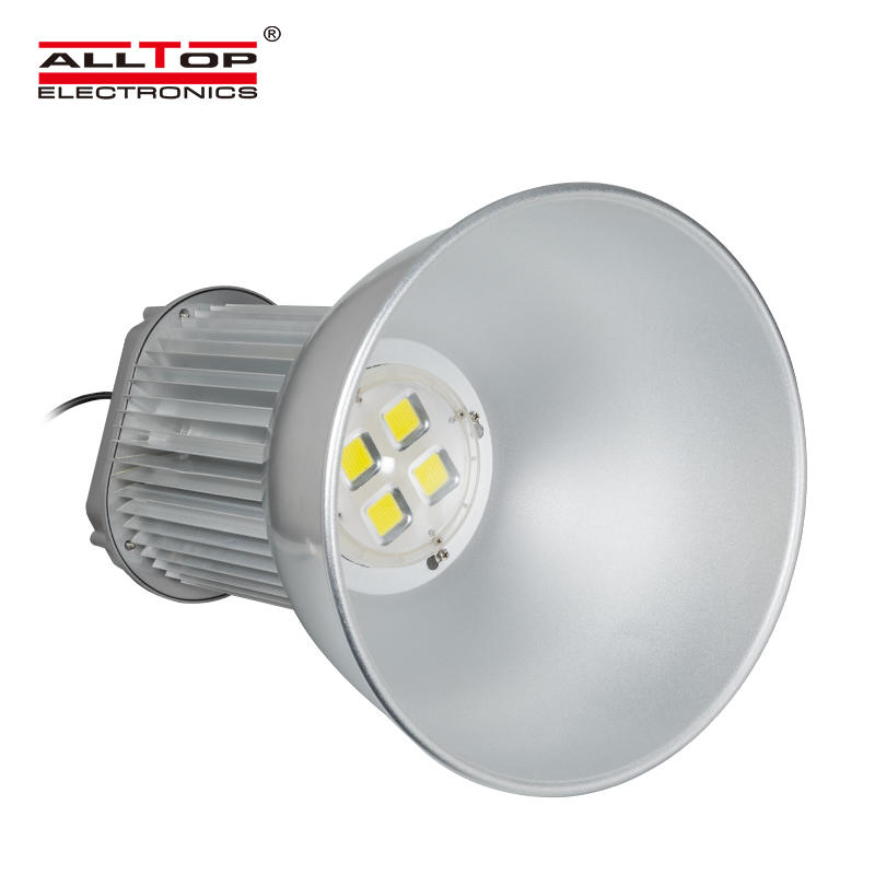 High lumen IP67 waterproof cob led high bay light 300w