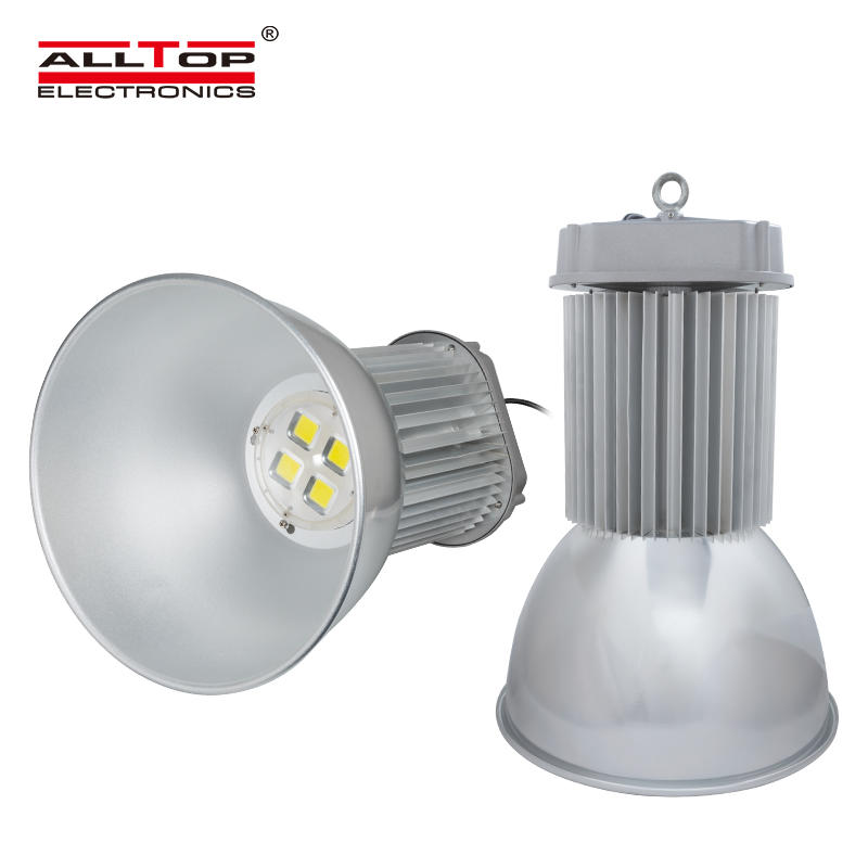 High lumen IP67 waterproof 200w high bay induction lighting