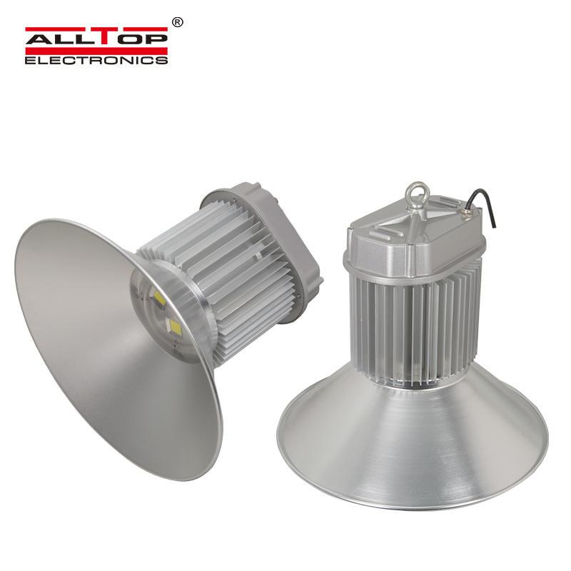 ALLTOP High quality IP67 waterproof cob 150w led highbay light