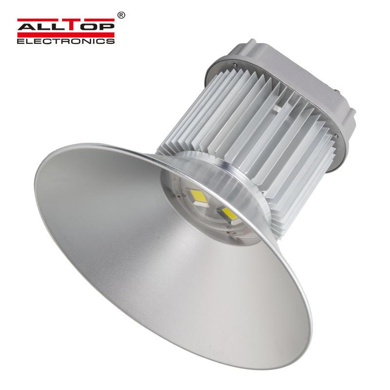 High lumen IP67 waterproof cob 120w used industrial light fixtures