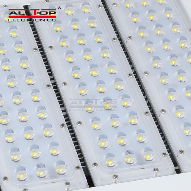 outdoor 120w bridgelux smd retrofit led canopy light gas station
