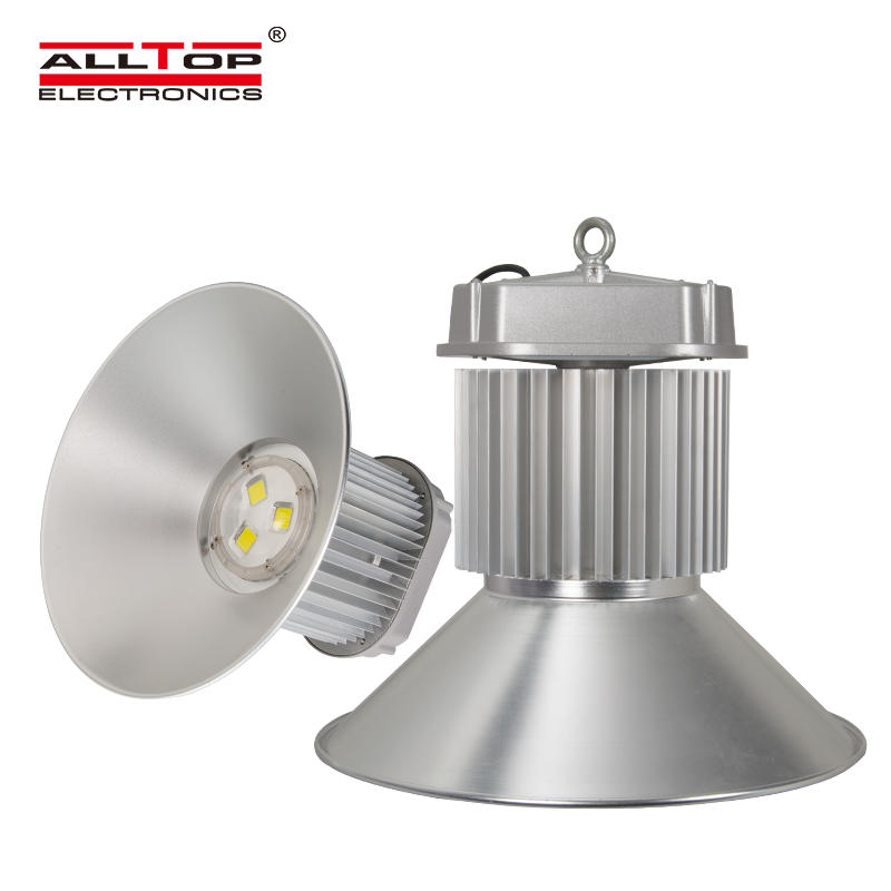 High lumen IP67 waterproof cob 120w used industrial light fixtures