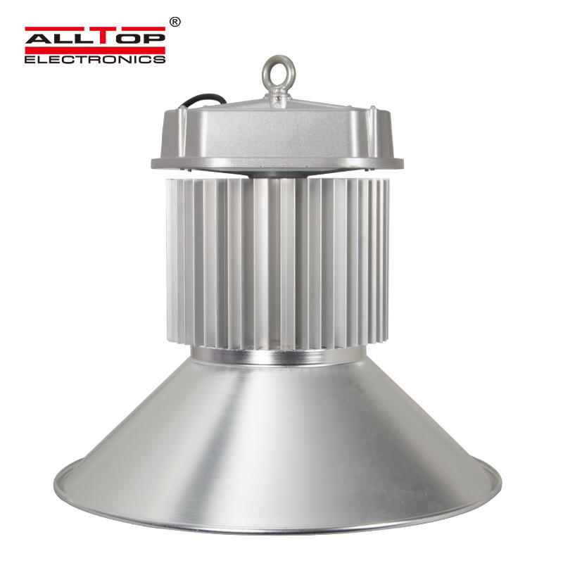 110lm/w low junction temperature cob 180W led high bay lighting fixture