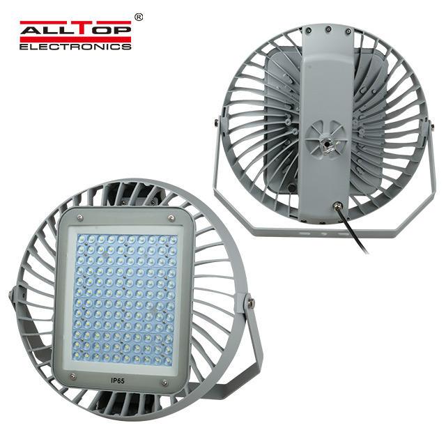 High lumen aluminum industrial led highbay light 120w