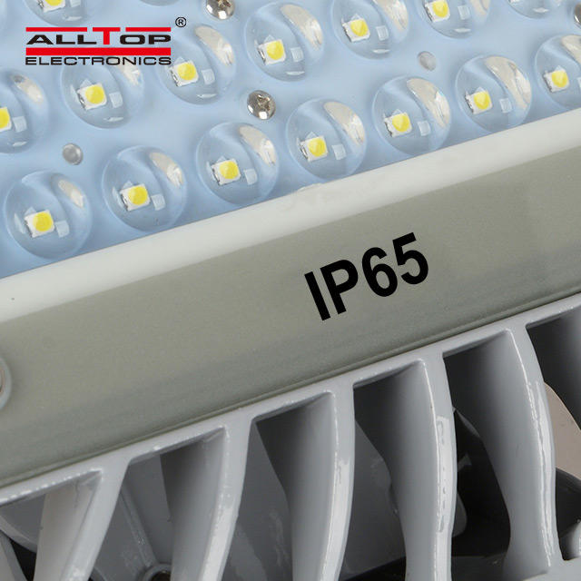 ALLTOP Environmentally friendly square industrial 120w led highbay