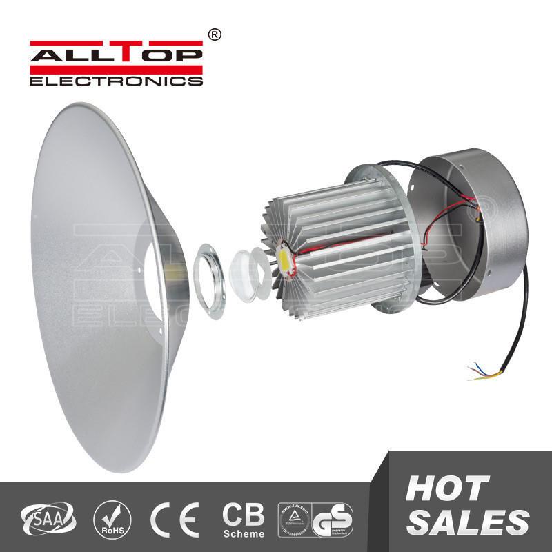 IP65 factory warehouse industrial 100w 150w 200w 240w 400w ufo led highbay light