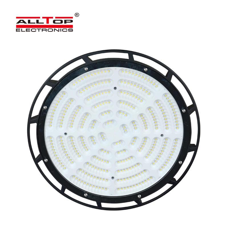 Aluminum IP67 waterproof high cri led high bay light 200w