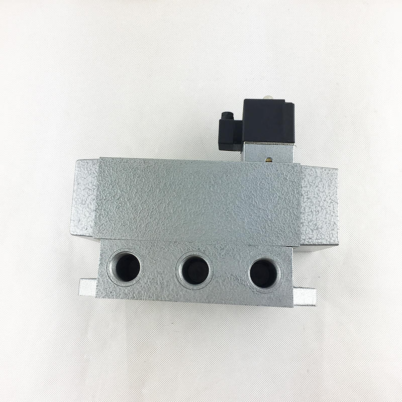 K25D-202 way 5 position valve solenoid 1inch Sliding column type directional valve solenoid valve
