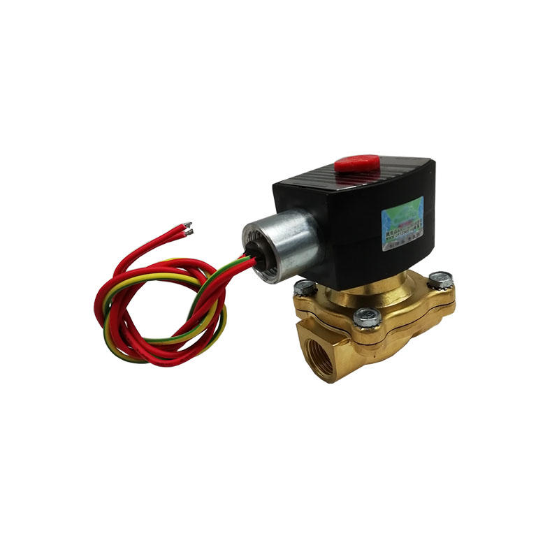 Industrial control systemEF8210G002 Brass material1/2 inchSolenoid valve
