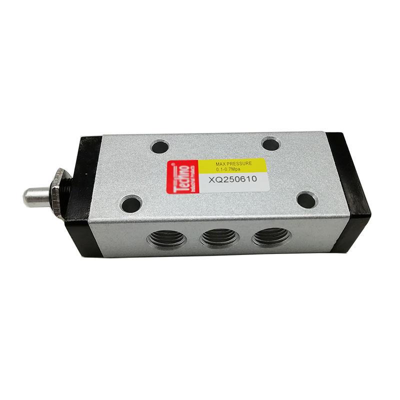 Textile industryXQ250610 Environment-friendly Solenoid valve Air Control Valve DC24V solenoid electric valve