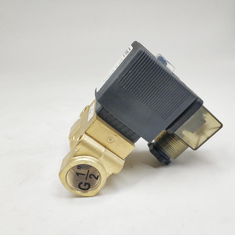 5404-04 2/2 Way 1/2 Inch Brass 00155180 DC24V 8w Pneumatic Solenoid Valve
