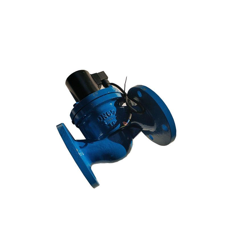 ZCZP-65flange Pneumatic solenoid valveCast steel flange solenoid valve