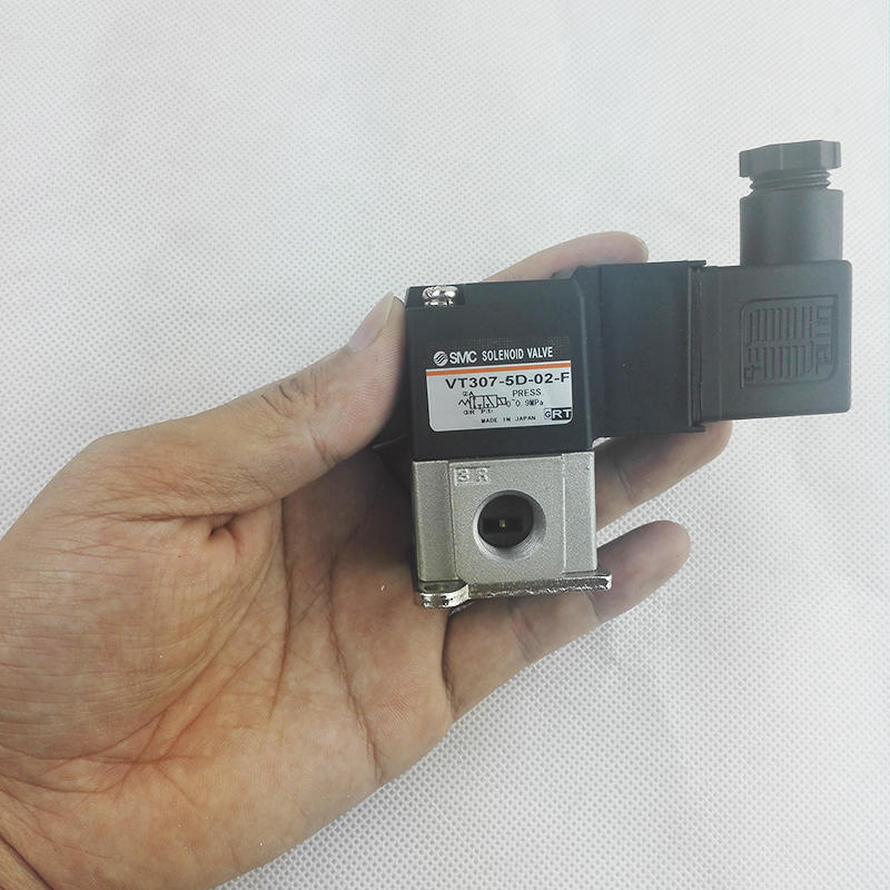 VT307-5D-02-F air solenoid valve Environment-friendlyhigh quality solenoid electric valve