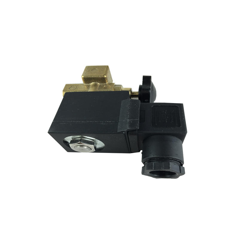 industrial control system Solenoid valve industrial equipment Steam solenoid valves