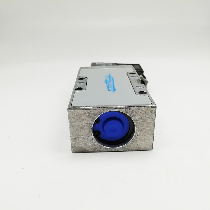 G1/4 Single Solenoid Normally Closed With Coil MFH-5-1/4-B 5/2 Way Tiger Classic Solenoid Valve