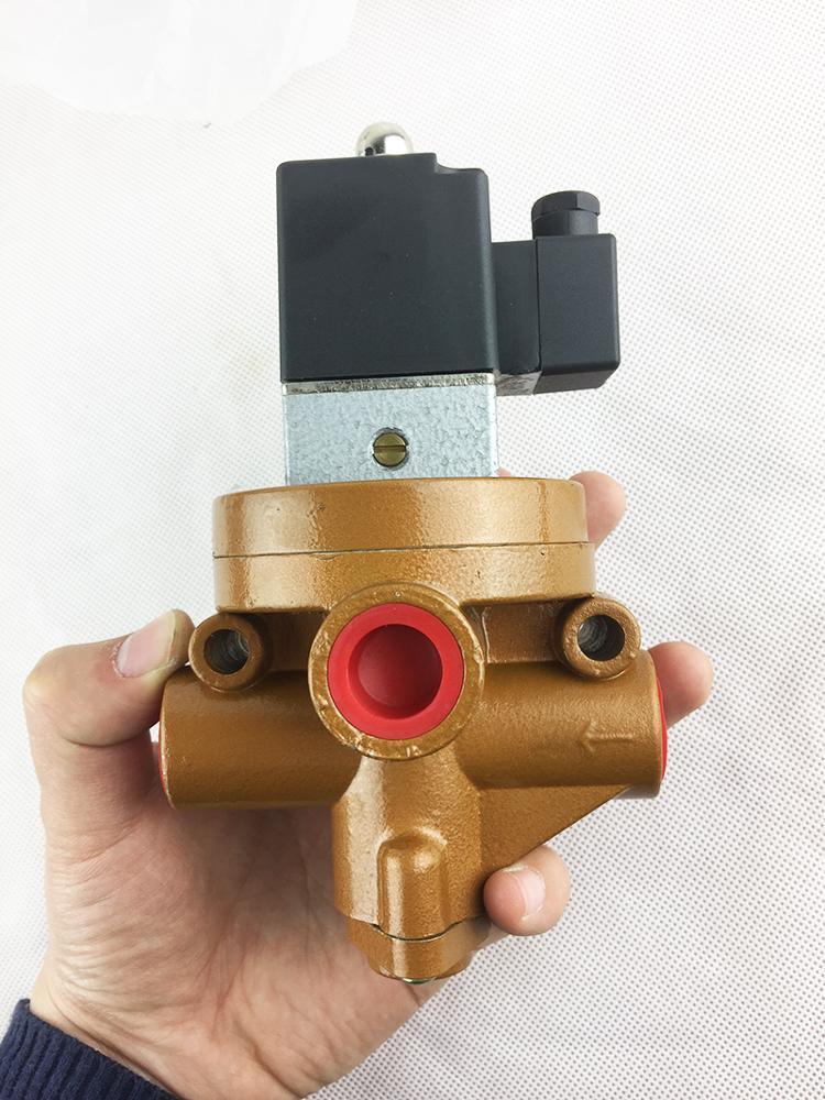 Shut-off valveK23JD-15W Solenoid valve Safety 1/2 inch solenoid electric valve