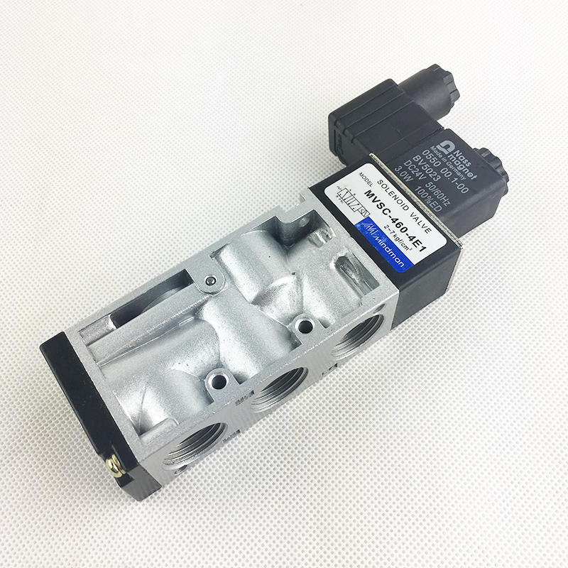 MVSC-460-4E1chemical plantindustrial equipment 220V Solenoid valve