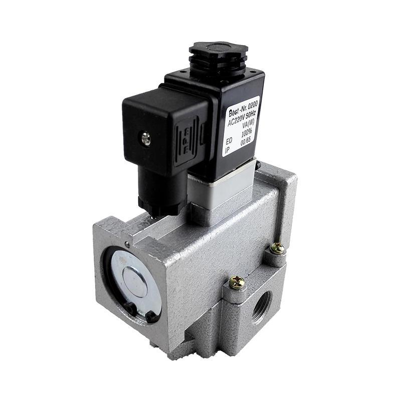 Solenoid valve K23JD-08 natural gas solenoid valve 1/4inch solenoid electric valve
