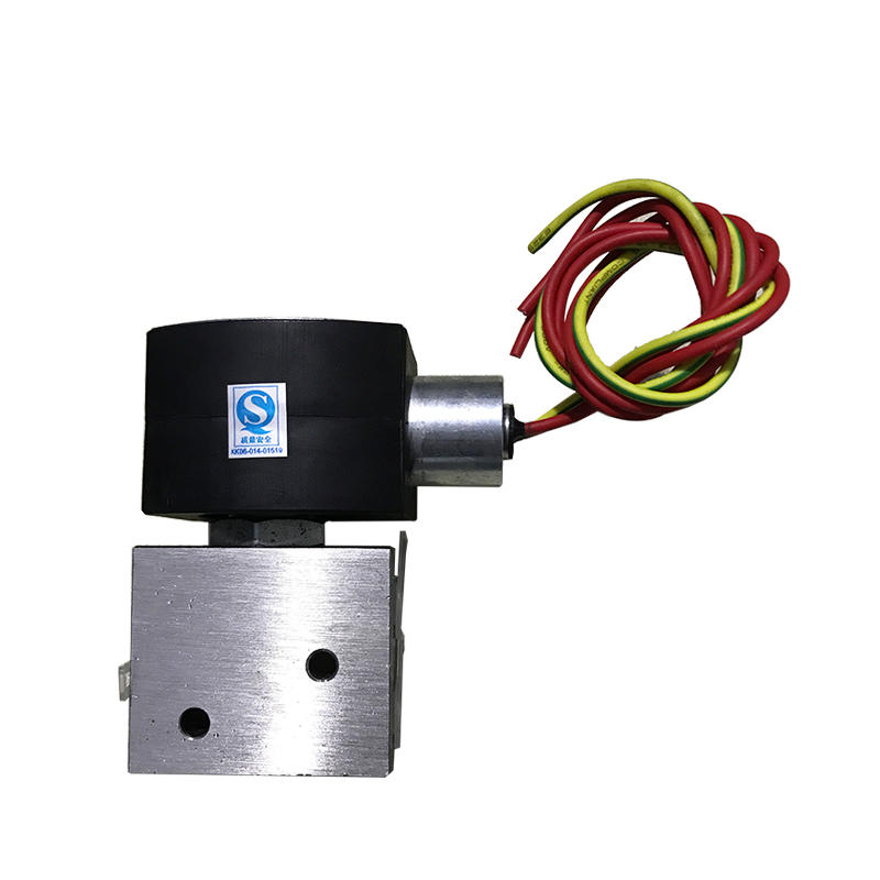 Direct Operated 8327G042 8327G052 Stainless Steel EF8327G041 Brass Explosion Proof Solenoid Valve