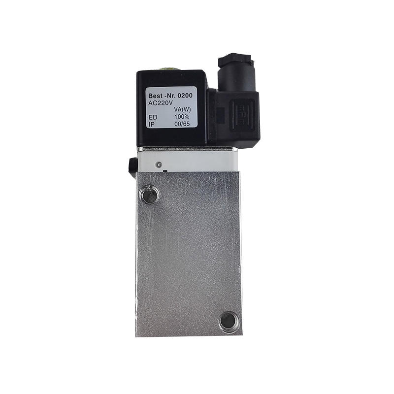 2636000 Electromagnetic valveindustrial equipment pilot controlledSolenoid valve