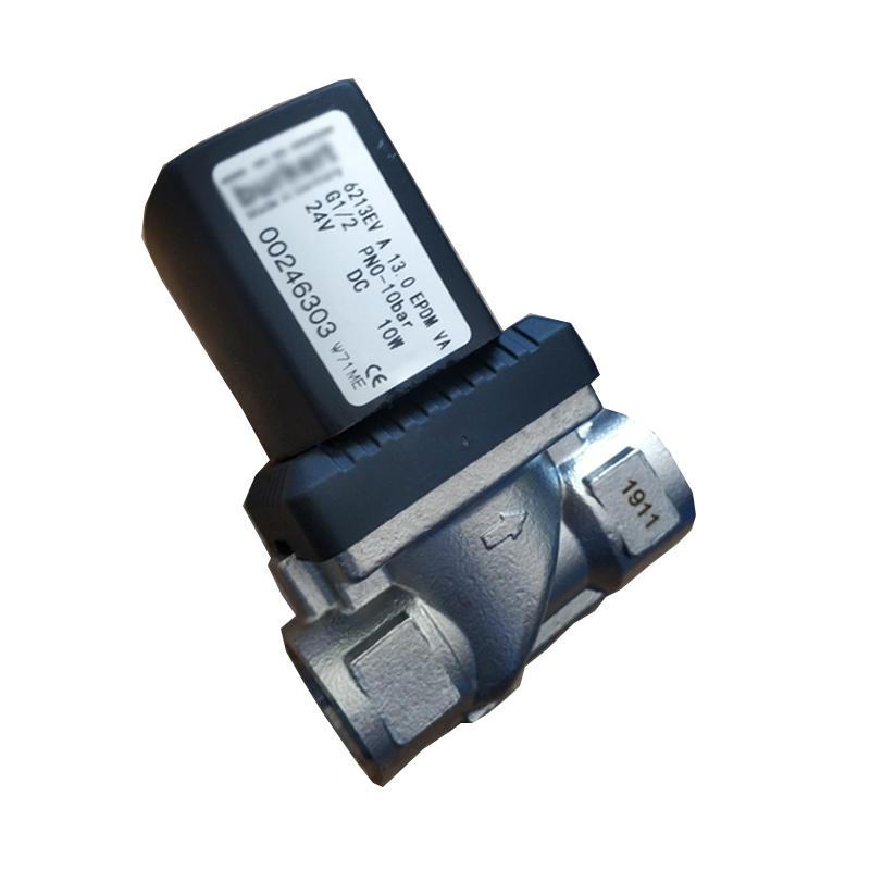 Solenoid valve 6213EV Stainless steel 2/2 way solenoid valve 1/2inAir Control Valve