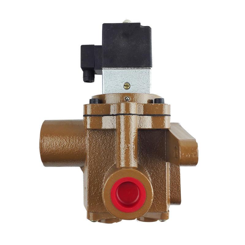Air Control Valve K25JD-20W Shut-off valve Safety3/4 inchair solenoid valve