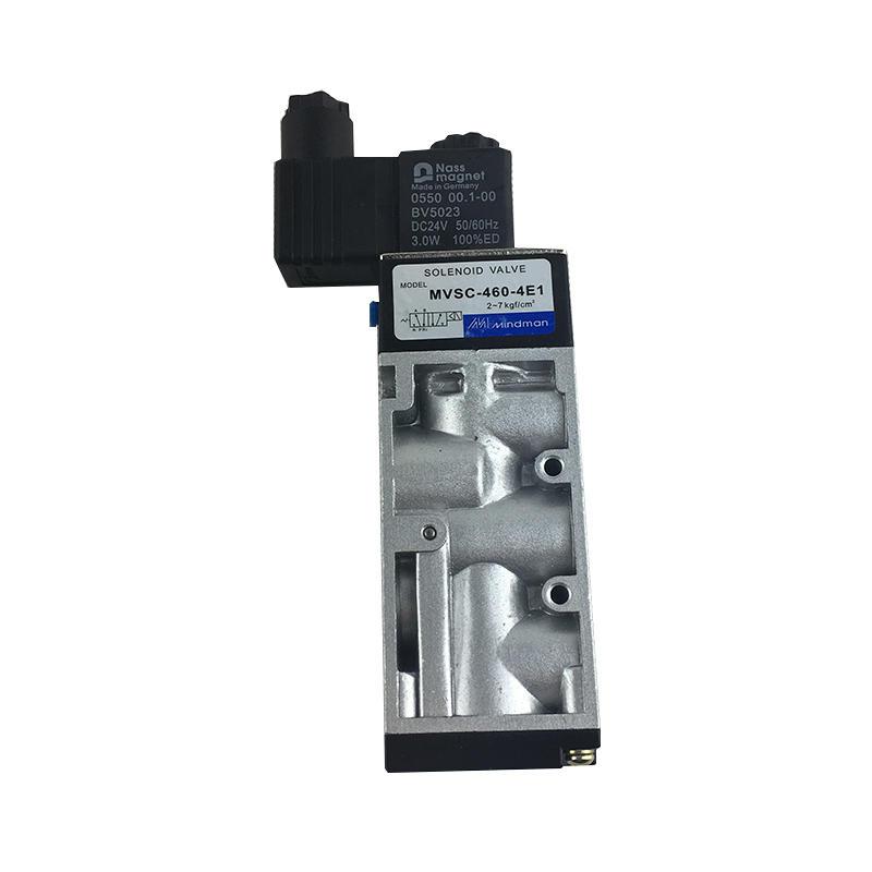 MVSC-460-4E1chemical plantindustrial equipment 220V Solenoid valve