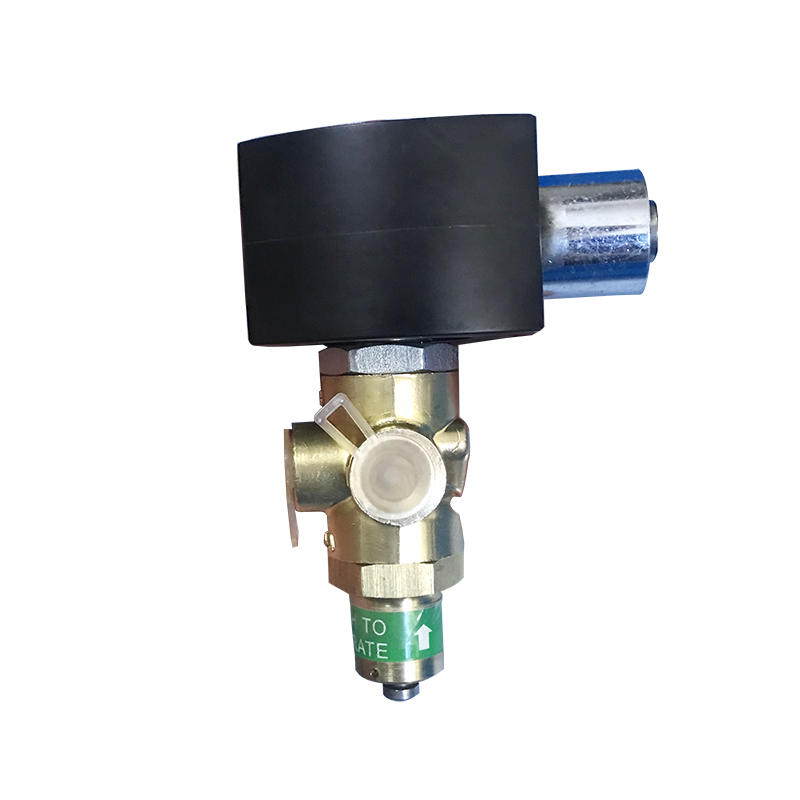 Minimum Operating Pressure With Manual EFHT8320G178MO General Service Brass Solenoid Valve