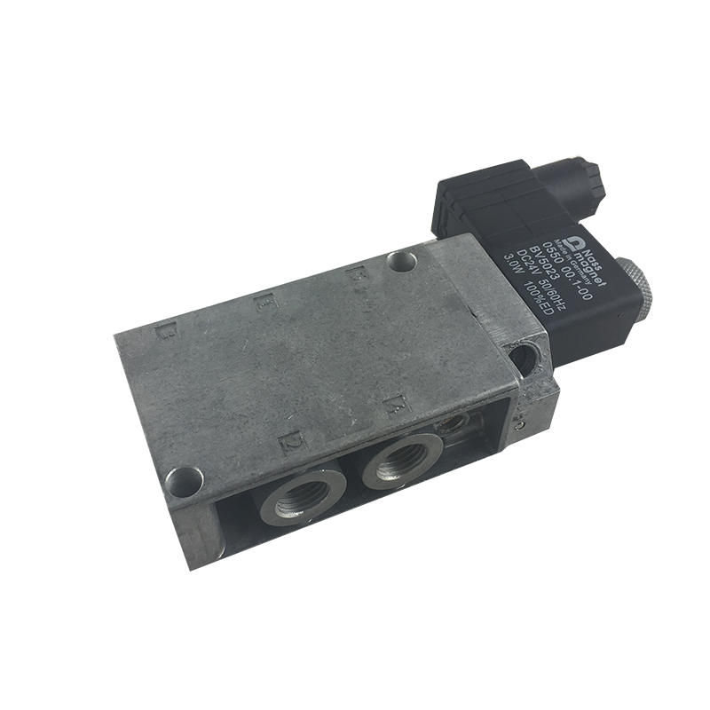 0550 Tiger Valve pilot controlled 5/2waySwitch control MFH-5-1/4 Solenoid valve