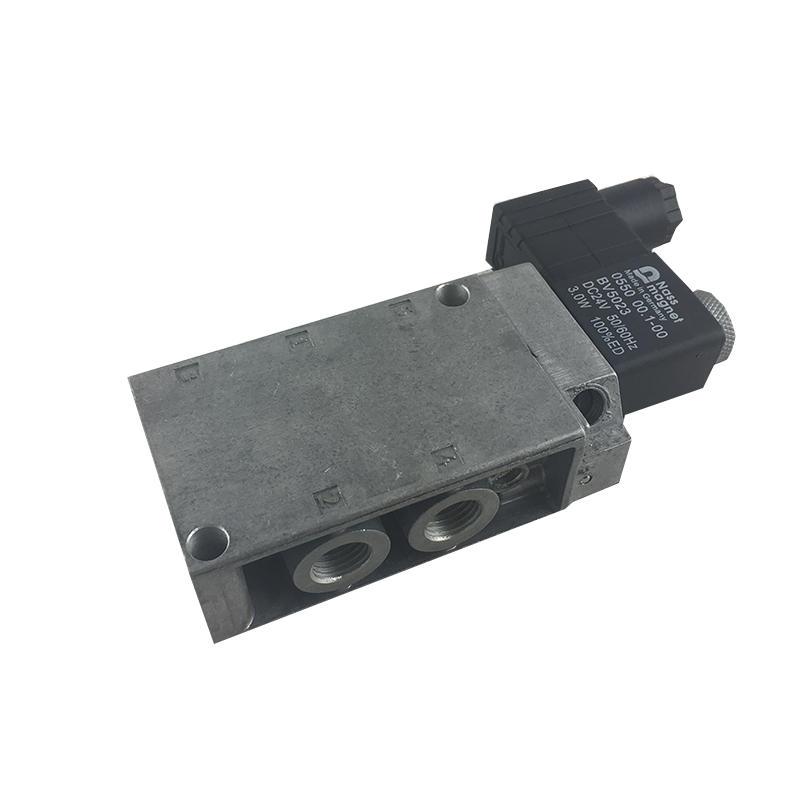 0550 Tiger Valve pilot controlled 5/2waySwitch control MFH-5-1/4 Solenoid valve