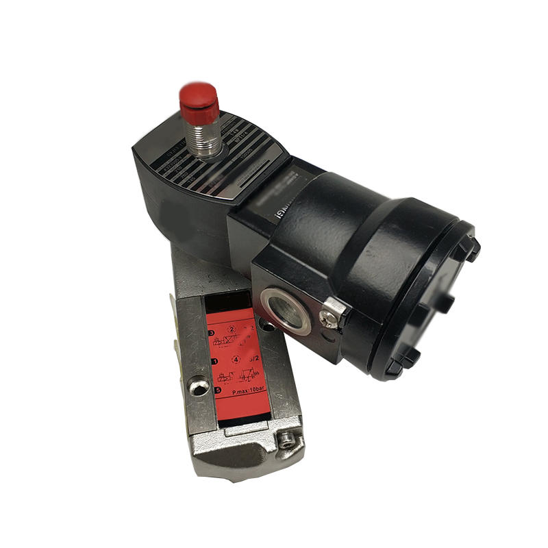 Solenoid valveVCEFCM8551A409MOsolenoid Explosion proof flameproof electric valveautomatic control solenoid valve