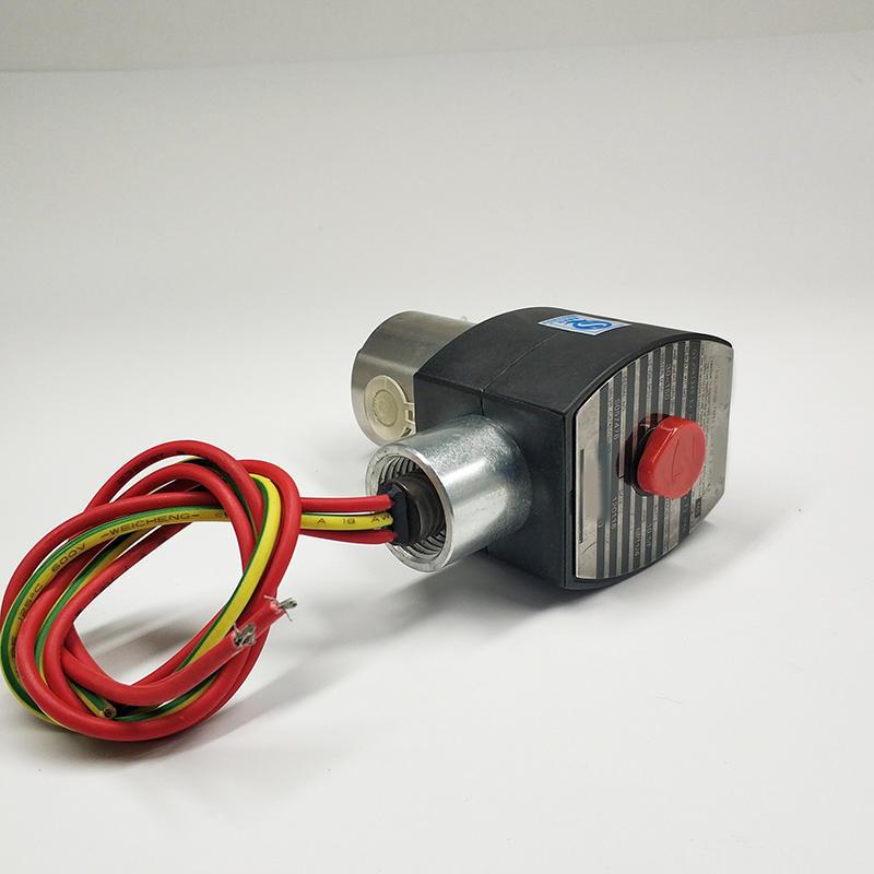 Solenoid valveEF8320G200/EF8320G202 automatic control system solenoid electric valve Air Control Valve