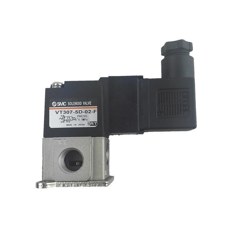 VT307-5D-02-F air solenoid valve Environment-friendlyhigh quality solenoid electric valve