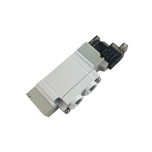 Solenoid valve SY5120-01220VAC 24VDC Safety with LED light air solenoid valve